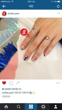 instagram nail