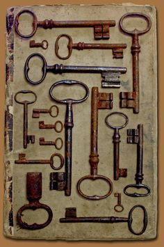 love old antique keys! So gorgeous to hang or pl. - I love old antique keys! So gorgeous to hang or pl… – I love old antique keys! So gorgeous to hang or pl. - I love old antique keys! So gorgeous to hang or pl… –