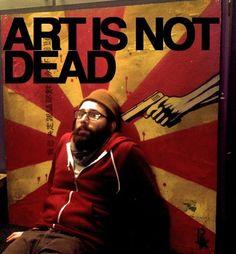 Art is not dead!