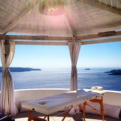 Santorini Hotel Volcano View, a 5 star hotel in Santorini,Fira.The largest Santorini hotel,recognised as the most easily accessible of Caldera Santorini Hotels. Fira Santorini, Santorini Hotels, Greek Islands, Great View, Summer Of Love, 5 Star Hotels, Volcano, Massage, Paradise
