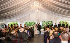 Wedding at the Park Pavilion at Royal Park Hotel in Rochester Michigan