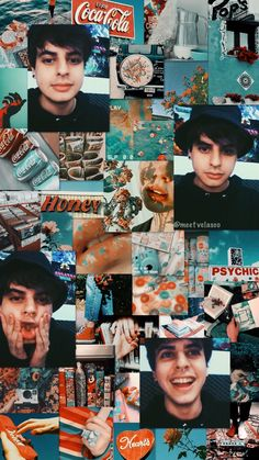 Emo, Wallpapers, Movie Posters, Youtubers, Brain, Phone Backgrounds, Argentina, Boyfriends, Film Poster