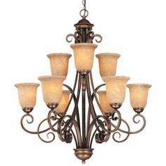 Check out the entire Medici Series from Dolan:   Chandeliers | Dolan Designs