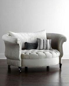 Haute House Harlow Cuddle Chair BEAUTIFUL