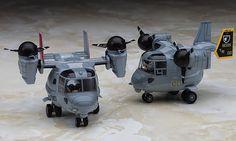 MV-22 Osprey | Corporation Hasegawa