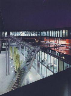 Ferrari Research in Maranello | Focchi | Massimiliano Fuksas Architects