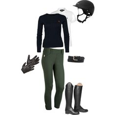 Forestry by atoma09 on Polyvore featuring Polo Ralph Lauren, Witchery, equestrian and ralphlauren
