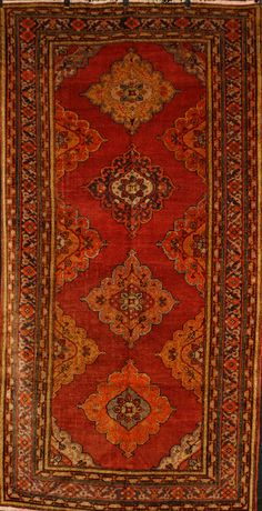 FR3996 Antique Turkish Oushak. Rugs. Home Décor. Color. Turkish ...