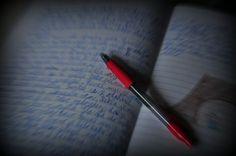 Jaz danes... popravljam spise. Ker pa je to prvi delovni dan, mi črke malo skačejo pred očmi. ;)