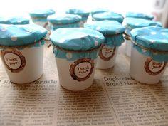 お菓子のプチギフトに最適♡紙コップで作る気合を入れすぎないラッピング7選