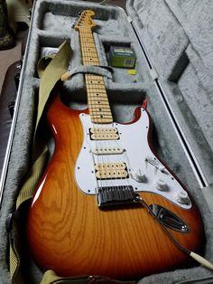 My most prized posse Fender Stratocaster, Fender Relic, Fender Guitars, Surf Guitar, Guitar Pics, Guitar Amp, Cool Guitar, Banjo, Bass Ukulele