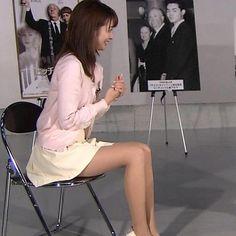 ミス立教アナウンサー #高見侑里#立教大学#ミス立教#ミスコン#美女#美脚#女子アナ#女子アナコーデ#小顔#セントフォース#日本# Beautiful Japanese Girl, Beautiful Asian Women, Pretty Asian, Asian Woman, Skater Skirt, Mini Skirts, Legs, Womens Fashion, Beauty