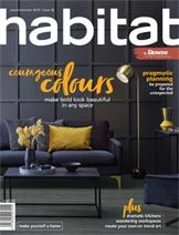 online /PDF Issues of Habitat Magazine - inspiring decorating ideas | Resene Paints Lavender Walls, Timber Table, Trending Art, Create Canvas, Chevron Patterns, Visual Texture, Look Plus, Red Walls, Painted Floors