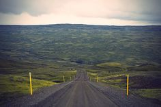 On the road again.... #iceland #travel