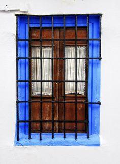 Una ventana de Cordoba