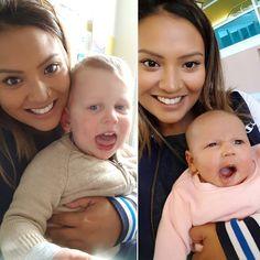 #Selfies #Usies #Anthony #Josephine #BabiesEverywhere #TooCute #Smile #Love #BabySittingDuties #Playful #ImTired #INeedANap http://misstagram.com/ipost/1563595222674387462/?code=BWzAZIcATIG