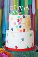 pretty-birthday-cake-first-birthday Inspired by The Very Hungry Caterpillar Pretty Birthday Cakes, 40th Birthday Cakes, Birthday Cakes For Women, Girl Birthday, Birthday Parties, Happy Birthday, Creative Birthday Ideas, Hungry Caterpillar Cake, Ballet Cakes