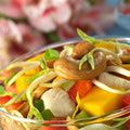 25 Fabulous Thai Salads to Pair with Your Favorite Entree: Thai Mango Chicken Salad