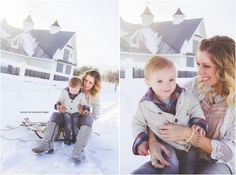 Shooting Star Photography by Mandy: Winter Wonderland | Shannon&Beckham {Logan Utah Family and Children Photographer}  Winter family photos  Barn  Children  Poses