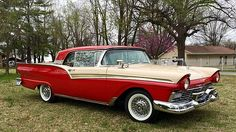 1957 Ford Fairlane 500 Skyliner 312 CI, Automatic presented as lot S111 at Houston, TX 2016 - image12