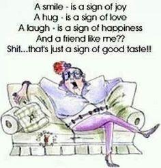 A friend like me....