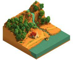 voxel tree - Google-Suche