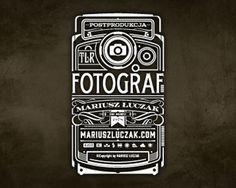 Fotograf Logo Design | More logos http://blog.logoswish.com/category/logo-inspiration-gallery/ #logo #design #inspiration
