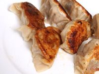 Pork and Cabbage Dumplings with Homemade Wrappers   Serious Eats : Recipes