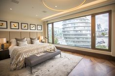Aluminium systems from Reynaers frame iconic views at One Tower Bridge Tower Bridge London, Luxury Spa, Swimming Pools, Magazine, Frame, Inspiration, Furniture, Home Decor, Swiming Pool