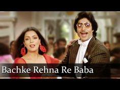 ▶ Pukar - Bachke Rehna Re Baba - Kishore Kumar - Asha Bhosle - R D Burman - YouTube