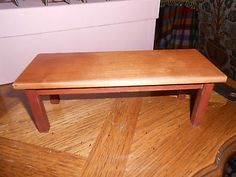 Warren Dick - table, made in 1964; sold for $24.99