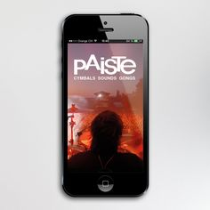 Paiste Cymbals - Mobile App