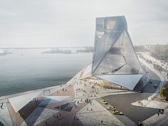 See All 1,715 Entries to the Guggenheim Helsinki Competition Online