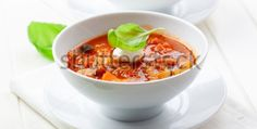 Babies Food: Minestrone Soup