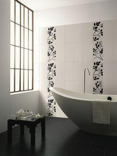 Badezimmer Wand Fliese: Bieten Sie Ein Klassisches Bad #Badezimmer  #Büromöbel #Couchtisch #