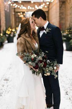 Winter Wedding Fur, Winter Wedding Bridesmaids, Winter Bride, Winter Wonderland Wedding, Christmas Wedding, Bridesmaid Gifts, Vintage Fur, Vintage Bridal, Vintage Glamour
