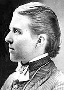 Arabella Mansfield (1846-1911) Burlington.  The first female lawyer in the United States.