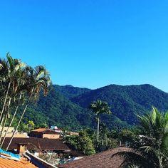 Bom dia... Começando o dia com essa vista! Te espero no #snap  perolasdachris #daysoff #relax #energizando