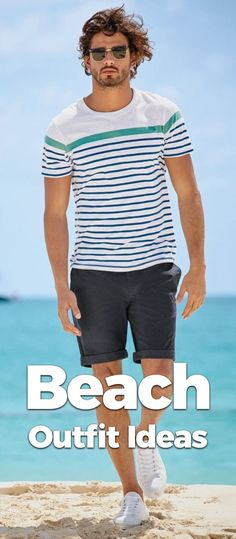 7b37a45ef042 Beach Style Inspiration For Men This Vacation
