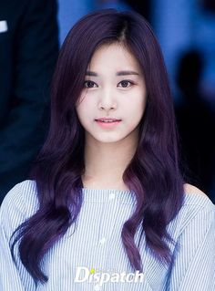 紫色控注意《大勢女星也愛的紫色染髮風潮》誰說只有秋冬能染? - 圖片4