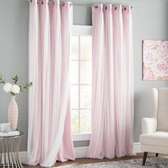all modern curtains – Curtains ideas Sheer Curtain Panels, Rod Pocket Curtains, Grommet Curtains, Window Panels, Blackout Curtains, Drapes Curtains, Curtain Lights, French Country Kitchens, French Country Living Room