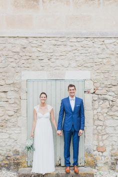 Mademoiselle Fiona - Un mariage en Provence - La mariee aux pieds nus