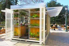 Delightful pop-up Camping restaurant brings the great outdoors to busy Buenos Aires | Inhabitat - Sustainable Design Innovation, Eco Architecture, Green Building