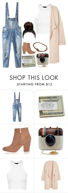 """""""{ round em up round em round em up lets go}"""" by ridiculousness444 ❤ liked on Polyvore featuring Relaxfeel, River Island, Topshop, Kofta, Hermès, women's clothing, women, female, woman and misses"""