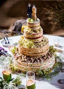 Natural Inspired Vineyard Wedding
