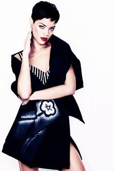 Rihanna - love this cut