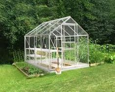 Halls Popular Greenhouse for sale in silver with horticultural glazing. Buy online now at best prices with free UK home delivery from Greenhouse Stores. 6x4 Greenhouse, Serre Polycarbonate, Greenhouses For Sale, Benches For Sale, Garden Buildings, Hydroponic Gardening, Terrace Garden, Dream Garden, Gardens