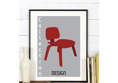 Affiche Design inspiration scandinave - a télécharger : Affiches, illustrations, posters par affiche-rgb4you
