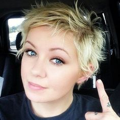 Fashionable short hairstyles for women with fine hair Short Hairstyles