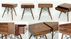 Side Table by Brian Hanger.